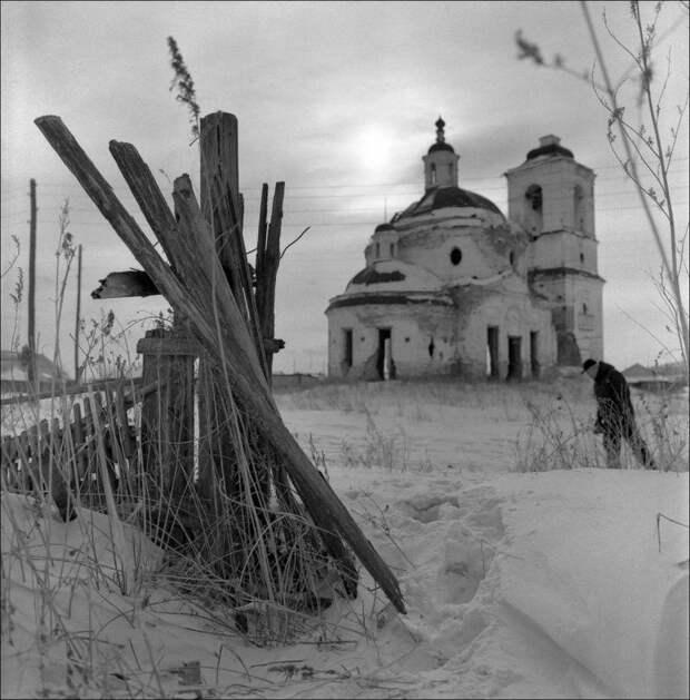 Негород в снимках красноярского фотографа Александра Кустова 12