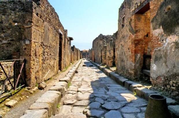 10 необычных фактов о Помпеях