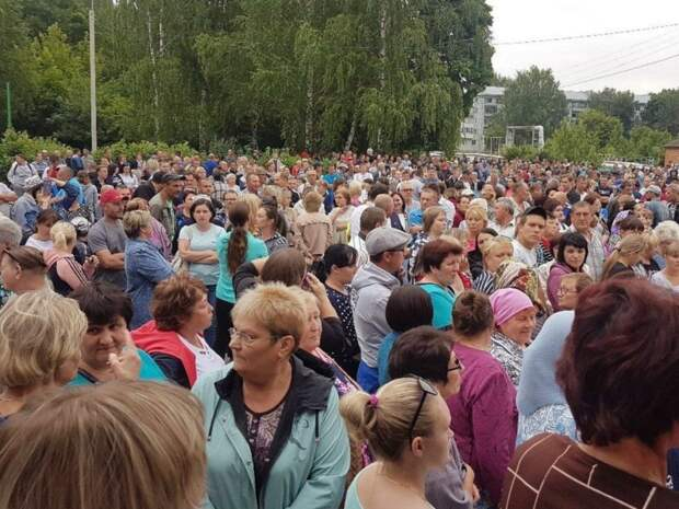 Как в российской Чемодановке возникло маленькое Косово