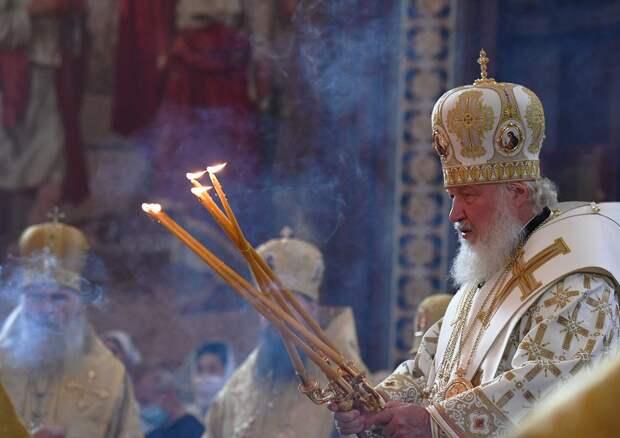 Роднина отреагировала на слова патриарха Кирилла, призвавшего не верить слухам о его богатстве