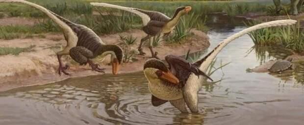 Археологи нашли останки последнего из выживших динозавров