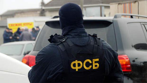 ФСБ задержала украинского консула в Петербурге при получении секретной информации
