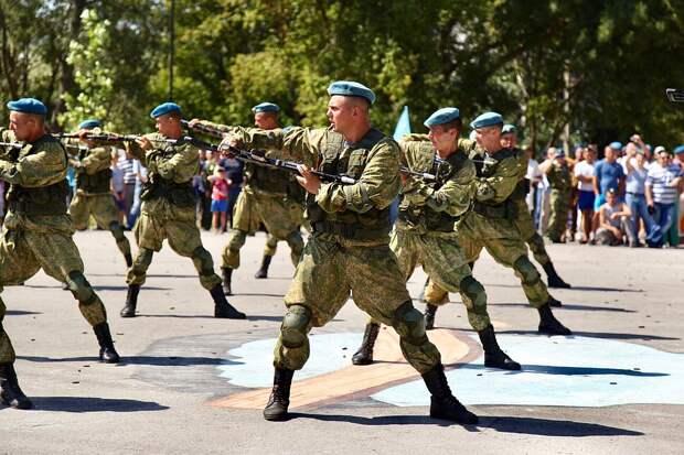 Американский спецназ: с кем бы мы не хотели воевать, так это с русскими