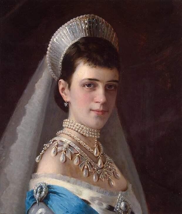 Имя до принятия православия: Мария-София-Фредерика-Дагмара, принцесса Датская