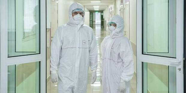 Депутат Мосгордумы Шарапова поблагодарила коллег-медиков за работу во время пандемии