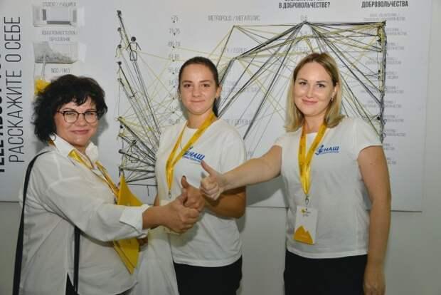 Волонтерское объединение представило Севастополь на международном форуме добровольцев в Перми