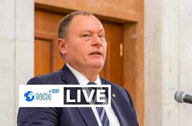 Пресс-брифинг Аурелиу Чокоя по итогам заседания Комиссии по чрезвычайным ситуациям от 16 апреля 2021 г.