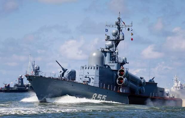 Суда ВМФ РФ пожалели украинских моряков