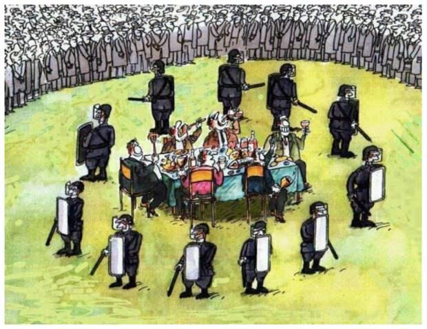 Нация vs сословия.