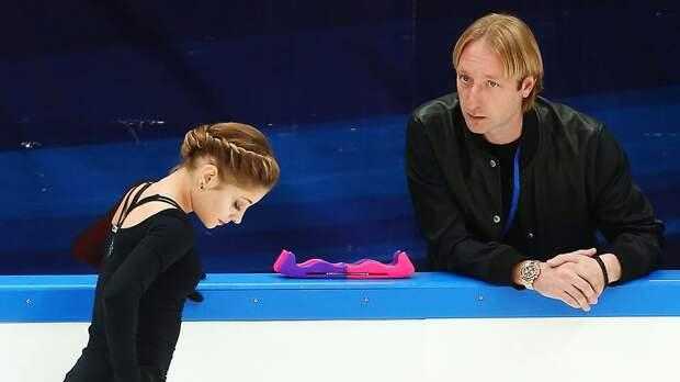 Ягудин: «Плющенко сказал, что Косторная полностью восстановилась. Вопрос: почему она снялась с командного турнира?»