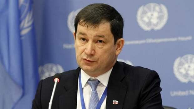 Россия проведет неформальное заседаниеСБ ООН омассовом убийстве вОдессе