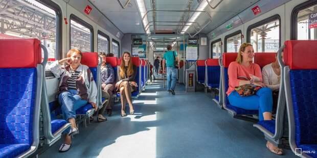 График поездов Ленинградского направления частично изменится в феврале