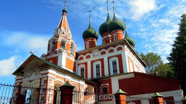 Храм на Фестивальной собирает паломников в Ярославль