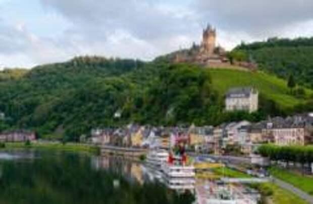 Германия: страна рислинга