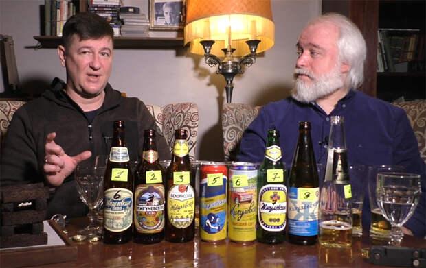 Какое жигулевское пиво лучше
