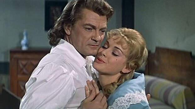 Кадр из фильма «Капитан Фракасс», 1961 г.