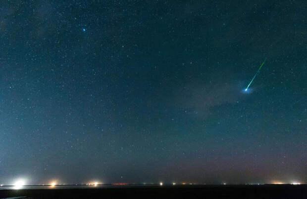 В мае в ночном небе можно будет увидеть огромную комету