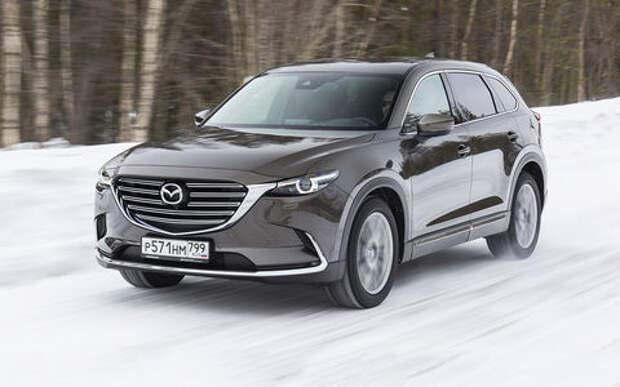 Mazda CX-9 2019: все небольшие изменения