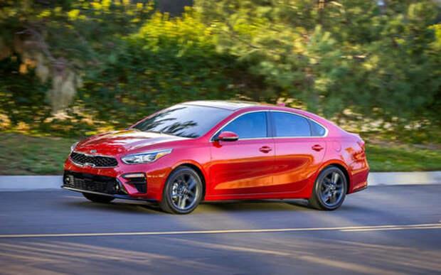 Kia подняла цены на две новые модели в России