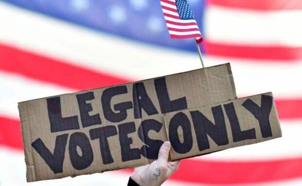 Суд Пенсильвании отказал штабу Трампа виске насчет пересчета голосов