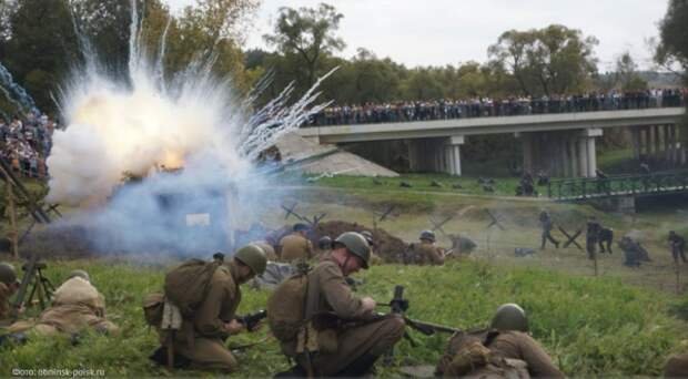 На съемках военного фильма с Сергеем Безруковым случился инцидент