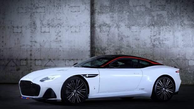 Новый Aston Martin ограниченный 10 моделями