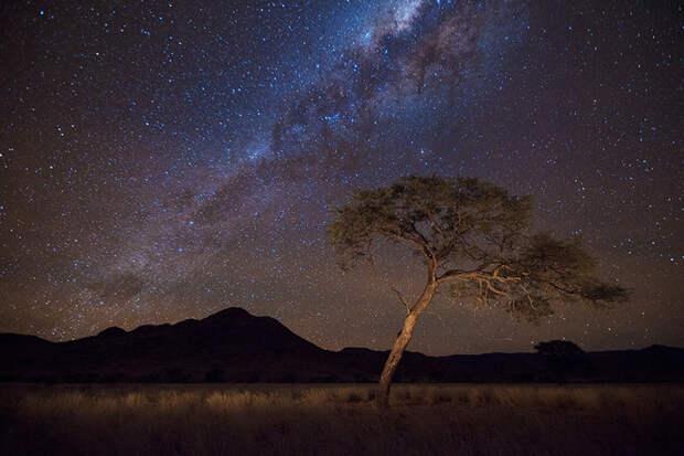 10 мест мира, откуда звездное небо видно лучше всего