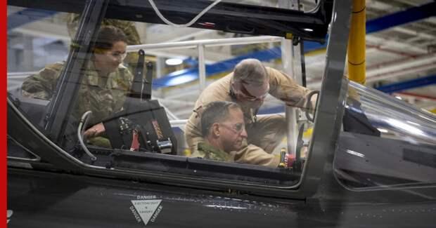 В США начались испытания истребителя нового поколения
