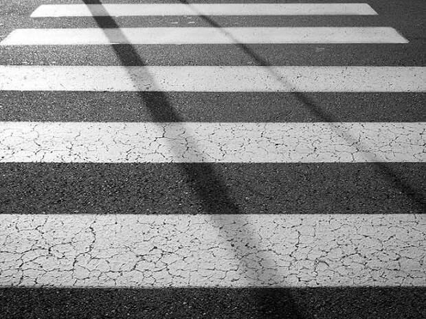 Ребенка сбили на «зебре» на юго-востоке Москвы
