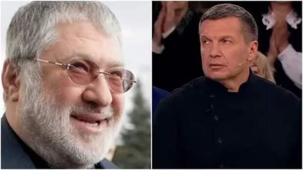 Коломойский рассказал, как нанимал Соловьёва