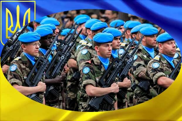 Россия не допустит присутствия миротворцев ООН в Донбассе