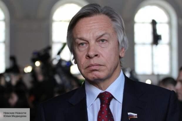 Пушков об уходе Хейли с заседания Совбеза ООН: Жест бессилия, нервы ни к черту