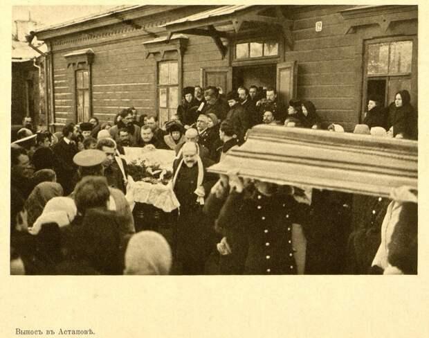 Как Лев Толстой провел последние дни жизни