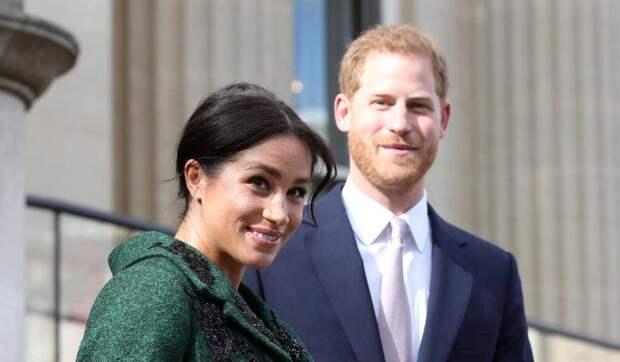 Меган Маркл и принцу Гарри пришлось изменить планы из-за коронавируса