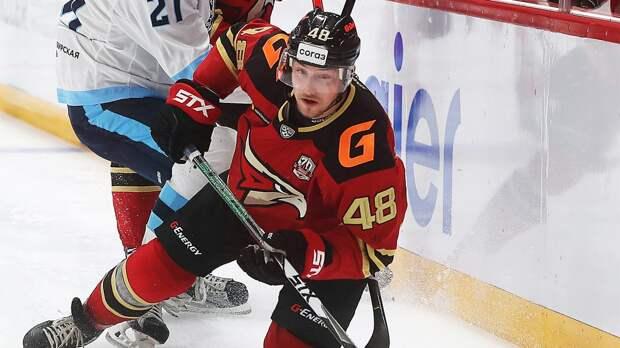 К нападающему «Авангарда» Буше проявляют интерес несколько клубов НХЛ
