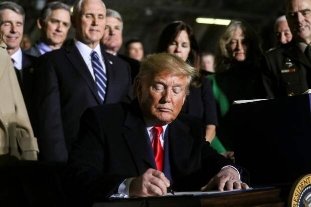 Соединенные Штаты попыталась ударить в «сердце» американской экономики