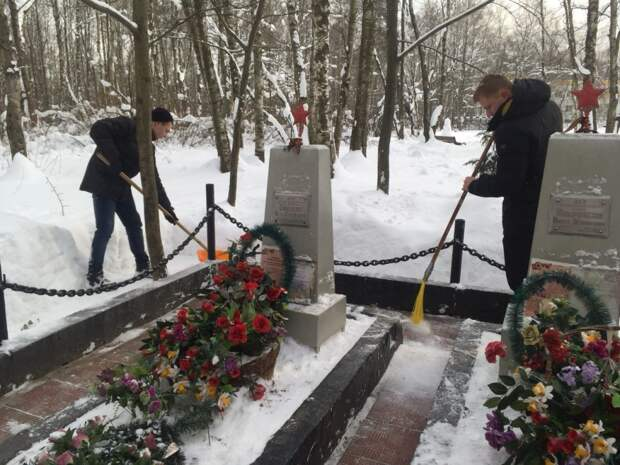 Мемориальная акция пройдёт 18 февраля в Алешкинском лесу