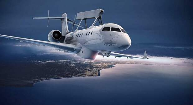 Мысли по поводу нового «летающего радара» Saab GlobalEye