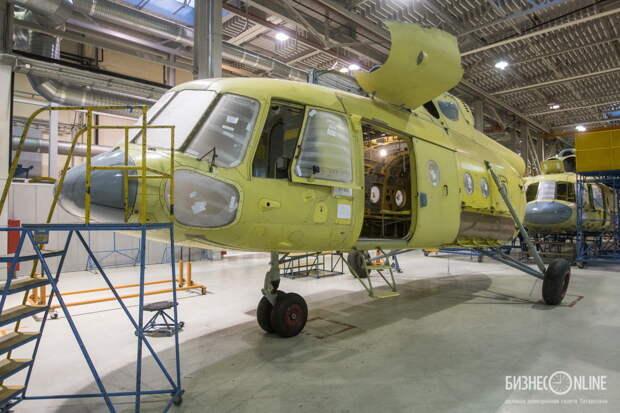 На конференции в Казани оформился бунт против «Вертолетов России» и минпромторга, мечтающих запретить технику времен СССР
