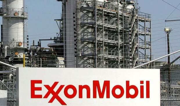 Почти $1,7млрд составил чистый убыток ExxonMobil вIполугодии 2020