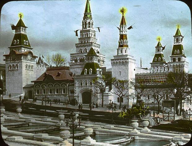 Триумф России на Всемирной выставке 1900