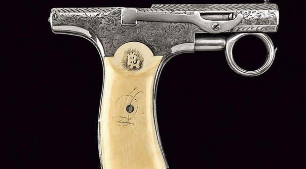 Самое редкое оружие мира: пистолеты в единственном экземпляре