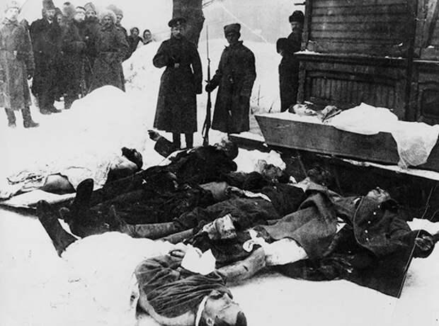 Февраль 1917 года