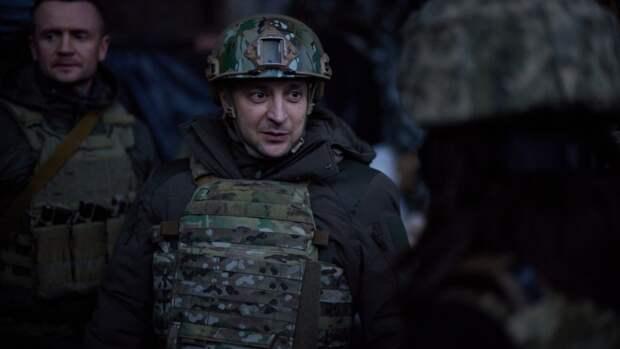 Ветеран ВВС Украины раскритиковал в прямом эфире действия Зеленского в Донбассе