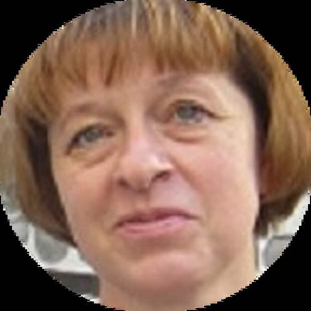 Оксана Кучмаева. профессор кафедры народонаселения МГУ