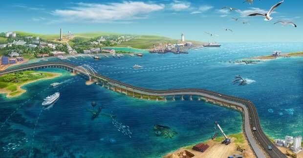 Украина признала Крымский мост и готова воевать со строителями