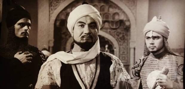 Актер, сыгравший пугающего Калина-царя в сказочном эпосе «Илья Муромец»