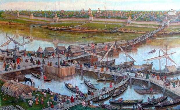 Дети в средневековом Новгороде: от младенчества к отрочеству