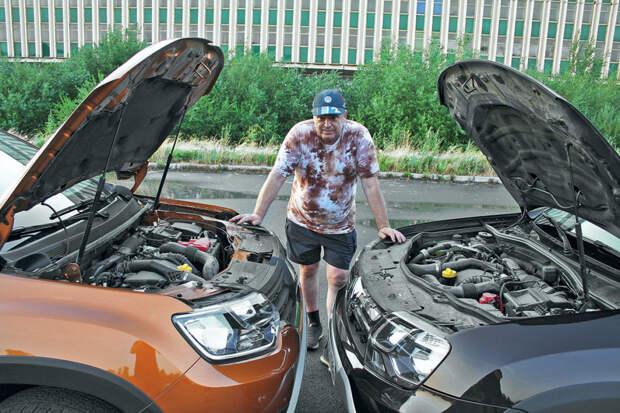 Чем старый Renault Duster  лучше и хуже нового: пригласили владельца – он все подробно рассказал