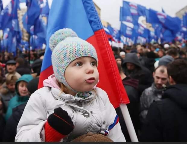 От Курил до Калининграда: почему люди поддержали политику президента РФ